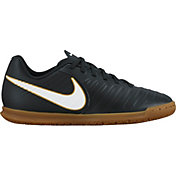 Nike Kids' TiempoX Rio IV Indoor Soccer Shoes