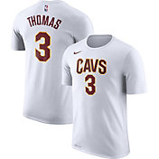 Nike Youth Cleveland Cavaliers Isaiah Thomas #3 Dri-FIT White T-Shirt