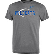 Nike Youth Kentucky Wildcats Grey Football Icon Legend T-Shirt