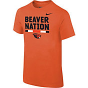 Nike Youth Oregon State Beavers Orange Local Verbiage T-Shirt