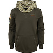 Nike Youth Cincinnati Bengals Salute to Service 2017 Therma-FIT Pullover Hoodie
