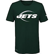 Nike Youth New York Jets Legend Icon Performance Green T-Shirt