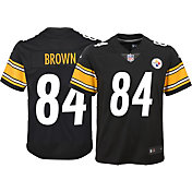 Nike Youth Home Limited Jersey Pittsburgh Steelers Antonio Brown #84