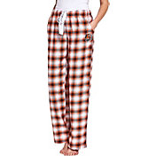 Concepts Sport Women's Cincinnati Bengals Forge Fleece Flannel Pants