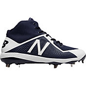 New Balance Men's 4040 V4 Mid Metal Baseball Cleats