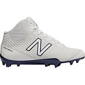 New Balance Men's Burn X Mid Lacrosse Cleats
