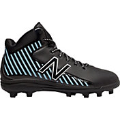 New Balance Kids' Rush LX Mid Lacrosse Cleats