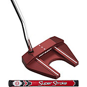 Odyssey O-Works Red #7 Putter - Super Stroke Slim 2.0 Counter Core Grip