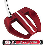 Odyssey O-Works Red Marxman Putter – SuperStroke Mid Slim 2.0 Grip