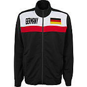 Outerstuff Youth Germany Black Track Jacket