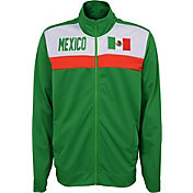 Outerstuff Men's Mexico Green Track Jacket