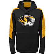 Gen2 Youth Missouri Tigers Black Hyperlink Hoodie