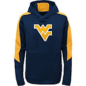 Gen2 Youth West Virginia Mountaineers Blue Hyperlink Hoodie