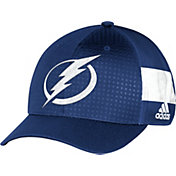adidas Youth Tampa Bay Lightning 2017 NHL Draft Structured Flex Hat