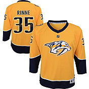 NHL Youth Nashville Predators Pekka Rinne #35 Replica Home Jersey