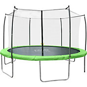 Pure Fun Dura-Bounce 15ft Trampoline with Enclosure