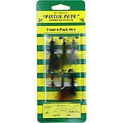 Pistol Pete Size 6 Trout Fly – 6 Pack