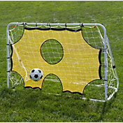 Lion Sports 6' x 4' 3-in-1 Soccer Goal and Trainer
