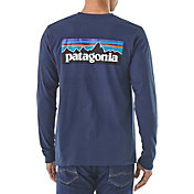 Patagonia Men's P-6 Logo Responsibili-Tee Long Sleeve Shirt