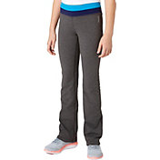 Reebok Girls' Heather Stretch Cotton Pants