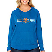 Soft As A Grape Women's New York Mets Hoodie
