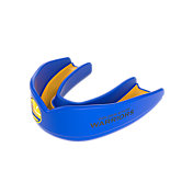 Shock Doctor Adult Golden State Warriors Strapless Basketball Mouth Guard