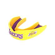 Shock Doctor Youth Los Angeles Lakers Strapless Basketball Mouth Guard