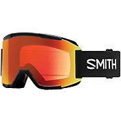 Smith Optics Adult Squad Snow Goggles with Bonus Lens