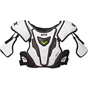 STX Men's Cell IV Lacrosse Shoulder Pads
