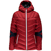 Spyder Women's Vintage Hooded Insulated Jacket
