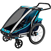 Thule Chariot Cross 1 Single Bike Trailer and Stroller