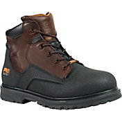 Timberland PRO Men's 6'' PowerWelt Waterproof Steel Toe Work Boots