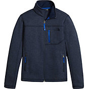 The North Face Boys' Gordon Lyons Full Zip Fleece Jacket - Past Season