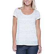 Toad & Co. Women's Tissue Crossback T-Shirt