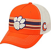 Top of the World Men's Clemson Tigers Orange/White Sunrise Adjustable Snapback Hat