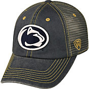 Top of the World Men's Penn State Nittany Lions Blue Past Adjustable Hat