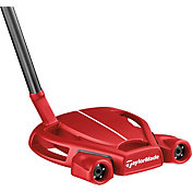 TaylorMade Spider Tour #3 Red Putter with Sightline