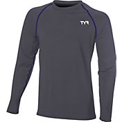 TYR Men's Long Sleeve Rash Guard
