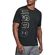 Under Armour Men's Freedom USA Vertical T-Shirt