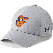 Under Armour Men's Baltimore Orioles Twist Tech Adjustable Snapback Hat