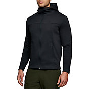 Under Armour Men's Sportstyle Elite Utility Full Zip Hoodie