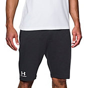 Under Armour Men's Sportstyle Tapered Fleece Sweatshorts