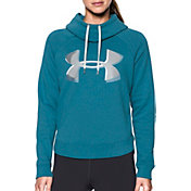 Under Armour Women's Fashion Favorite Exploded Logo Hoodie