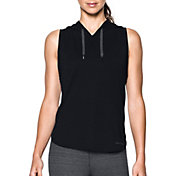 Under Armour Women's Favorite Mesh Hoodie