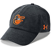 Under Armour Women's Baltimore Orioles Twisted Renegade Adjustable Hat
