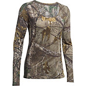 Under Armour Women's Early Season Long Sleeve Hunting Tee