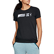 Under Armour Women's Sportstyle Branded Graphic T-Shirt