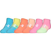 Under Armour Youth Essential Speckled No Show Socks