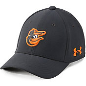 Under Armour Youth Baltimore Orioles Blitzing Adjustable Hat