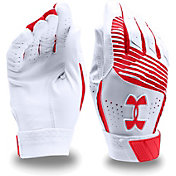 Under Armour T-Ball Clean Up Batting Gloves 2018